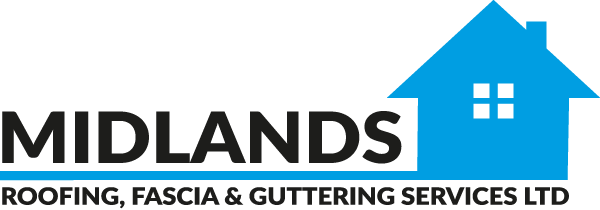 midlands roofing fascia and guttering services logo