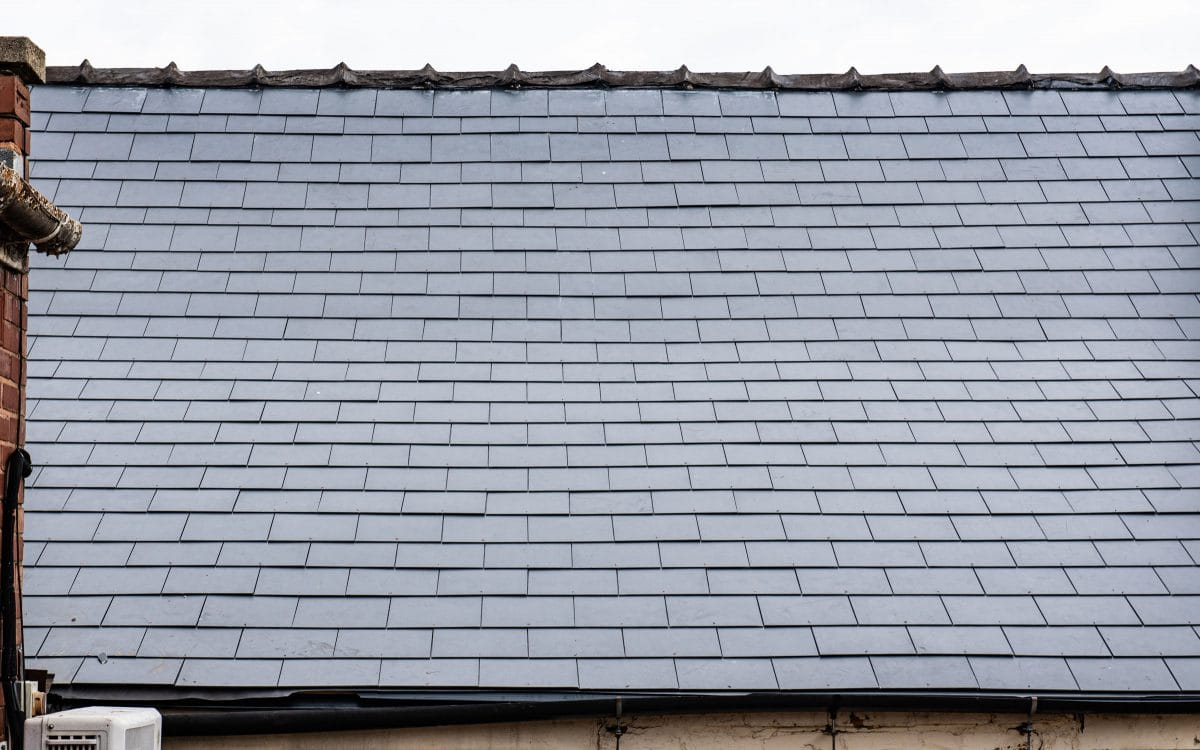 new tiled roofing after roof repairs
