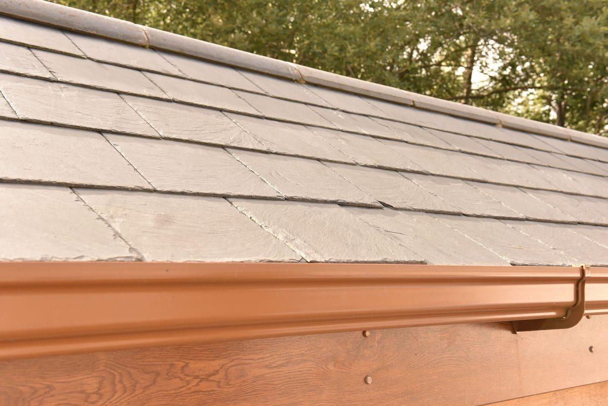 clean cut gutter refurbishment